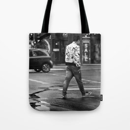 A rainy summer day in BERLIN Tote Bag