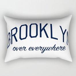 Brooklyn Over Everywhere Rectangular Pillow