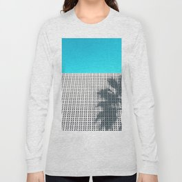 Parker Palm Springs with Palm Tree Shadow Long Sleeve T-shirt