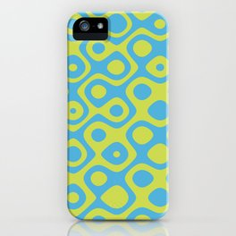 Brain Coral Yellow - Coral Reef Series 022 iPhone Case