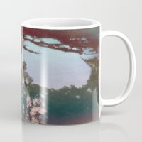 dreams Mugs featuring Dreams by Jane Lacey Smith