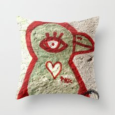 Pyoz Throw Pillow