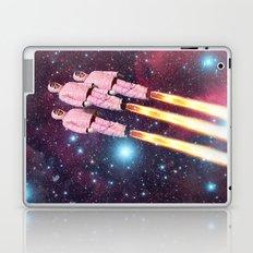 Pink Rockets Laptop & iPad Skin