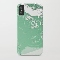 Reflected iPhone X Slim Case