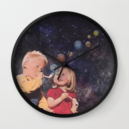In the beginning ... Wall Clock