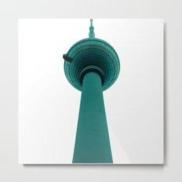 Berlin Berlin Metal Print