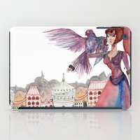 guardians iPad Cases featuring Guardians by Ghie