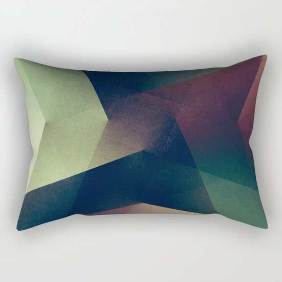RAD XIV Rectangular Pillow