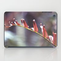 fern iPad Cases featuring Fern by rossco