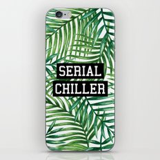 Serial Chiller iPhone & iPod Skin