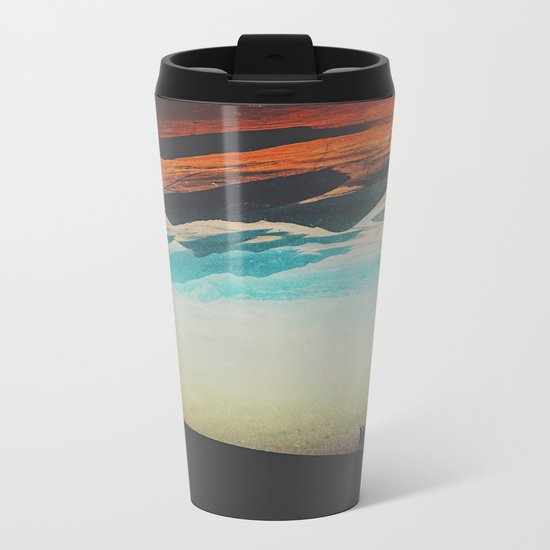 The Upside Down Metal Travel Mug