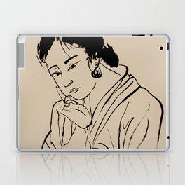 Lady Elegance Laptop & iPad Skin