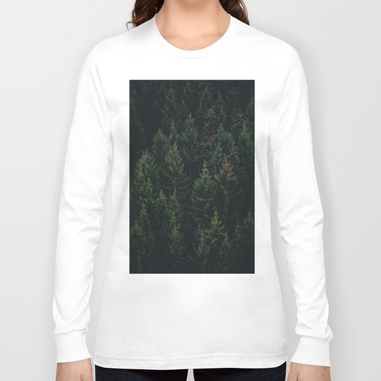 Forest of Pines Long Sleeve T-shirt