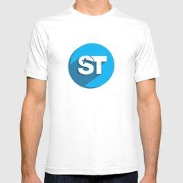 Supreme Social Theme  T-shirt