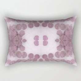 Sea Shell Lavender Peppermint Rectangular Pillow