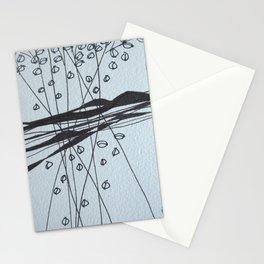 Les douces collines de Glennsutton Stationery Cards
