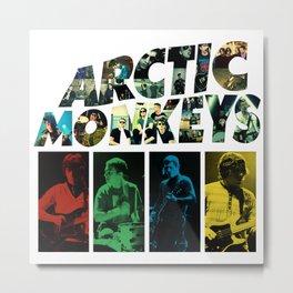 arcticmonkeys UK Metal Print