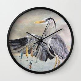 Overkill Wall Clock
