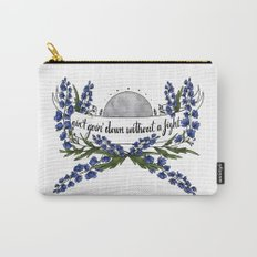 wolves Carry-All Pouch