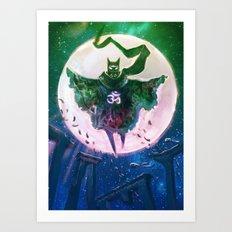 Journeyman Art Print