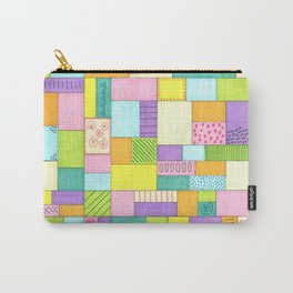 Pretty in Pastels Carry-All Pouch