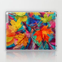 Autumn mood Laptop & iPad Skin