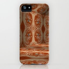 Iconic Hollows 20 iPhone Case