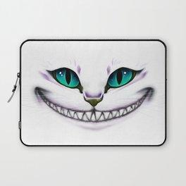 CHESIRE SMILE Laptop Sleeve