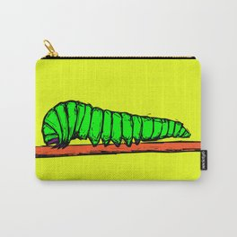 The Caterpillar Carry-All Pouch