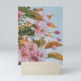 spring flowers iv Mini Art Print