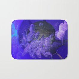 Acrylic Jelly Fish Bath Mat