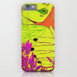 P O I S O N I V Y iPhone Case