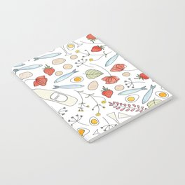Midsummer Table Notebook