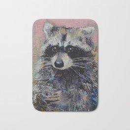 Raccoon Bath Mat