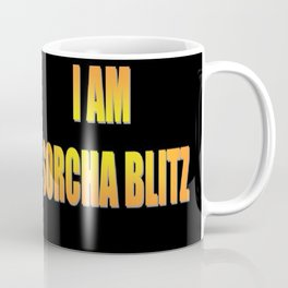 I am Sorcha Blitz Coffee Mug