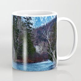 Blue Mountain River Coffee Mug