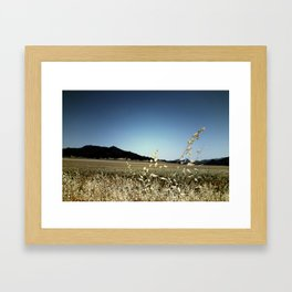 Let it be Framed Art Print