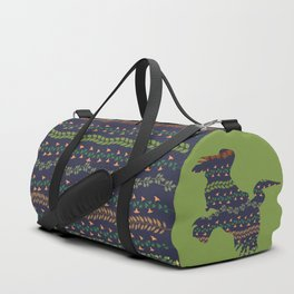 Flower Patterns1 Duffle Bag