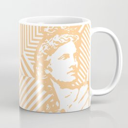 Gods Geometric - Apollo Coffee Mug