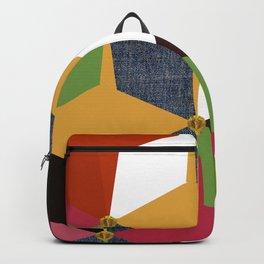 KALEIDOSCOPE 07 #HARLEQUIN Backpack