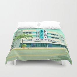 Miami Duvet Cover