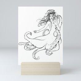 Seawitch Mini Art Print