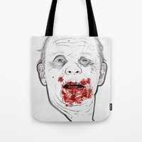 silence of the lambs Tote Bags featuring Ready when you are, Sergeant Pembry. // Silence of the Lambs by boy Roland