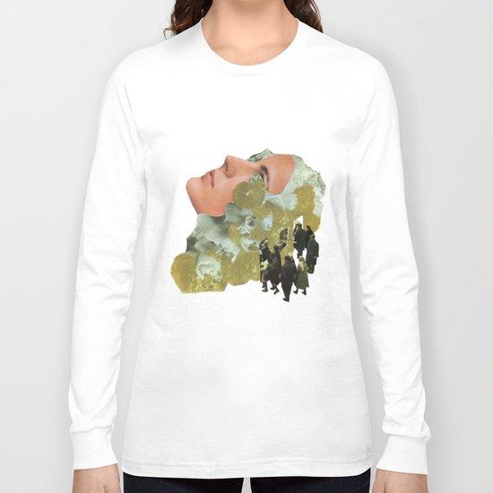 Brain Ticket Long Sleeve T-shirt