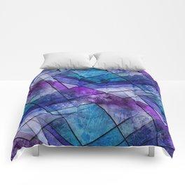 Night Shards Comforters