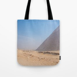 Pyramids of Giza Egypt Cairo Tote Bag