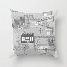 Mix And Match Throw Pillow