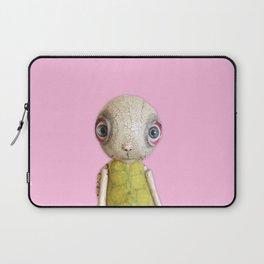 Sheldon The Turtle - Pink Laptop Sleeve