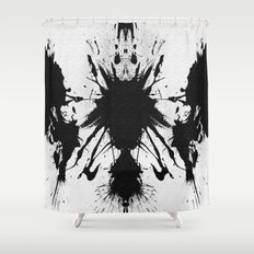 What do you see ?? Shower Curtain