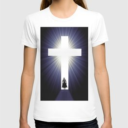 At the Foot of the Cross T-shirt